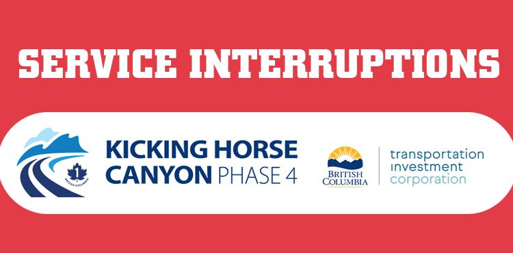 Service Interruptions